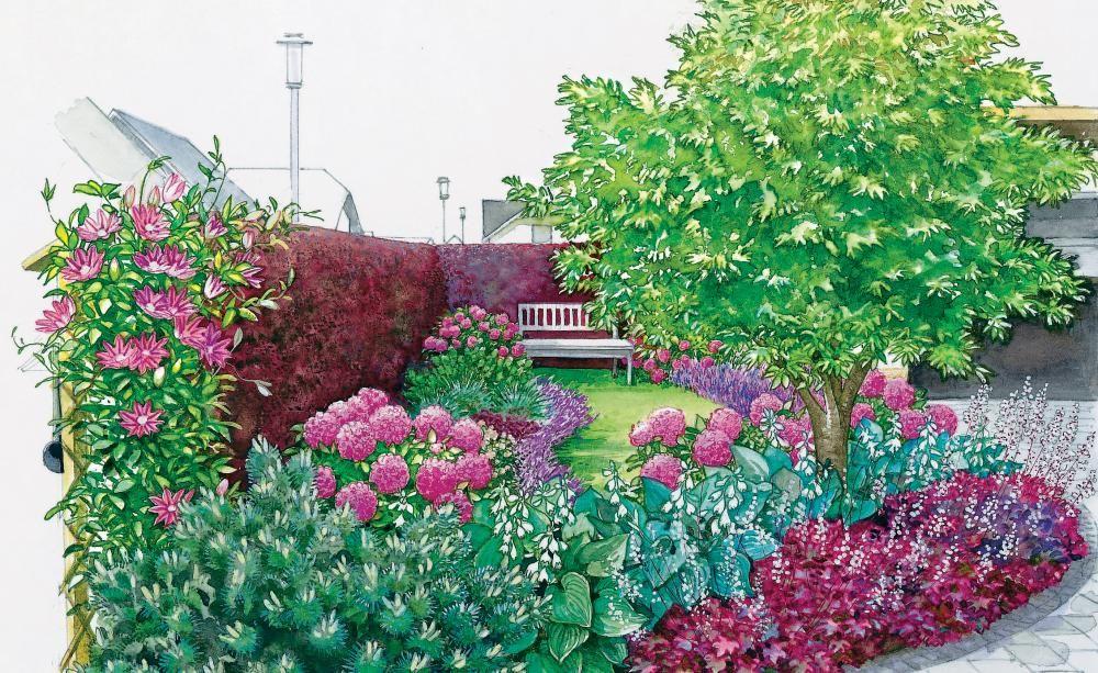 Vorgarten Zum Traumen Vorgartengestaltung Vorgarten Vorgarten Gestalten