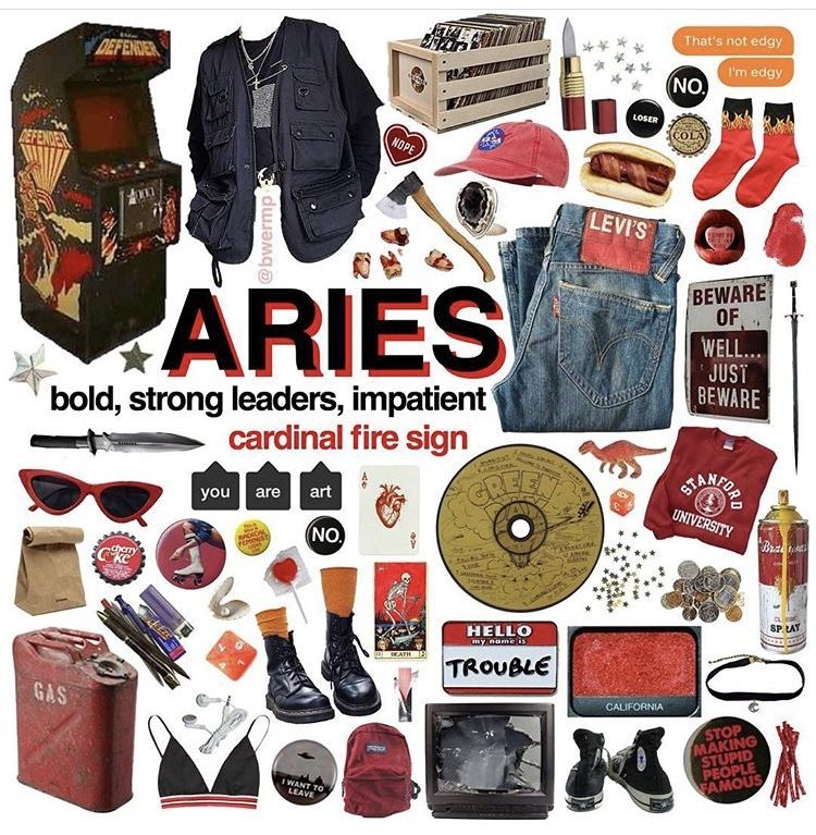 Pin By Joshua On Niche Aries Aesthetic Aries Outfits Aesthetic Clothes