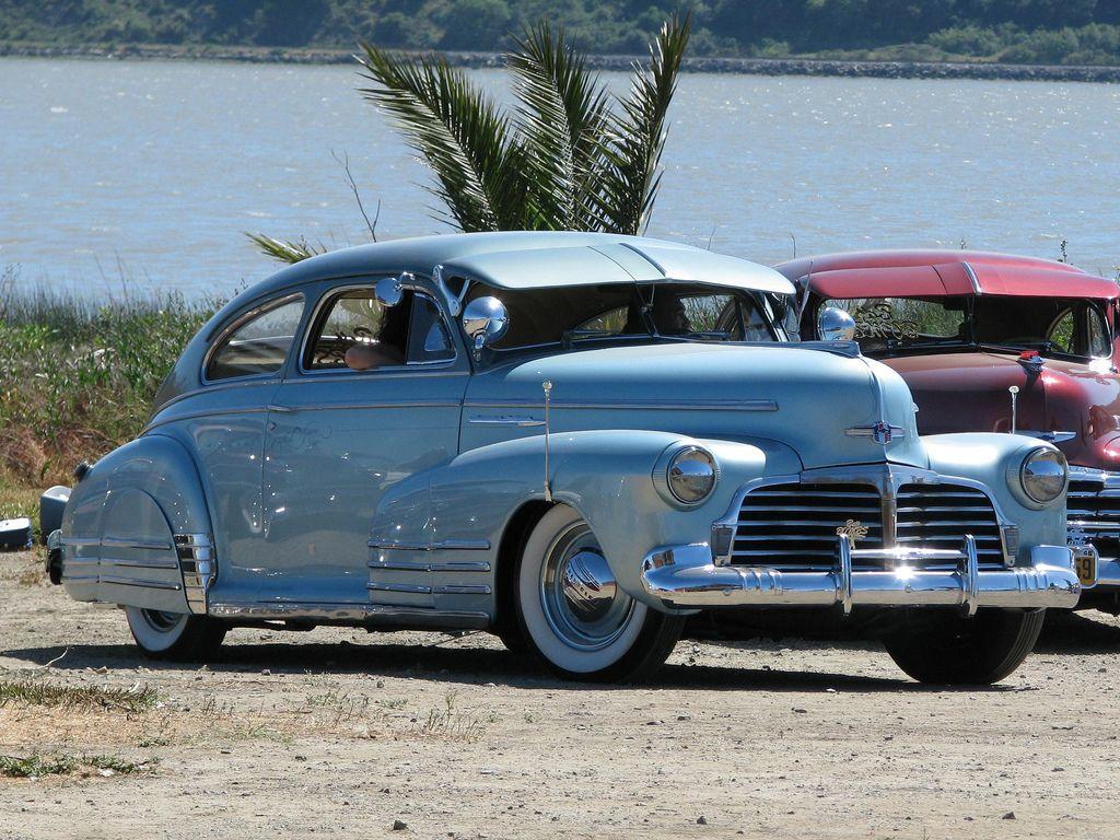 1942 Chevrolet Special Deluxe Fleetline Aerosedan (Custom) 'HE ...