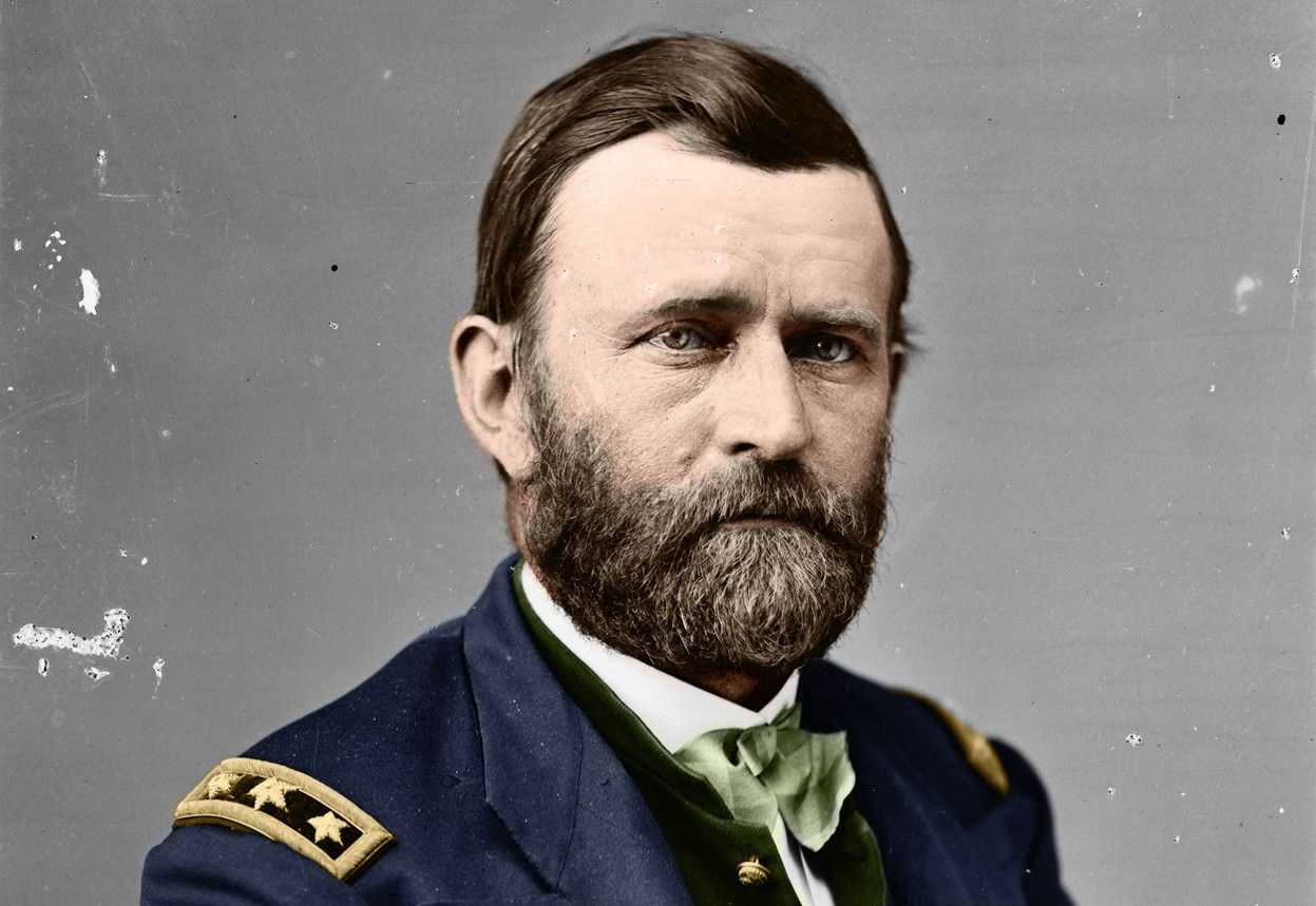 ulysses s grant papers library of congress