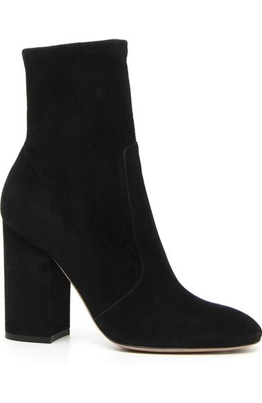 7f88269d856 Stretch Suede Bootie