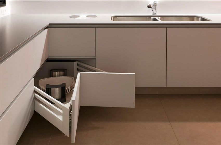 Kozza kitchen closet style cozinhas planejadas for Muebles de esquina cocina