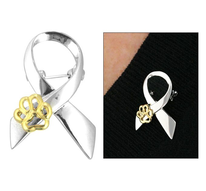 """Prevent Animal Cruelty"" Awareness Pin"