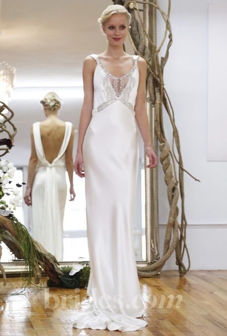 29 Roaring 1920s Great Gatsby Inspired Wedding Dresses | Elizabeth ...