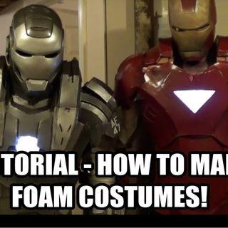 IRON MAN / WAR MACHINE Foam Costumes and MANY More! - PEPAKURA