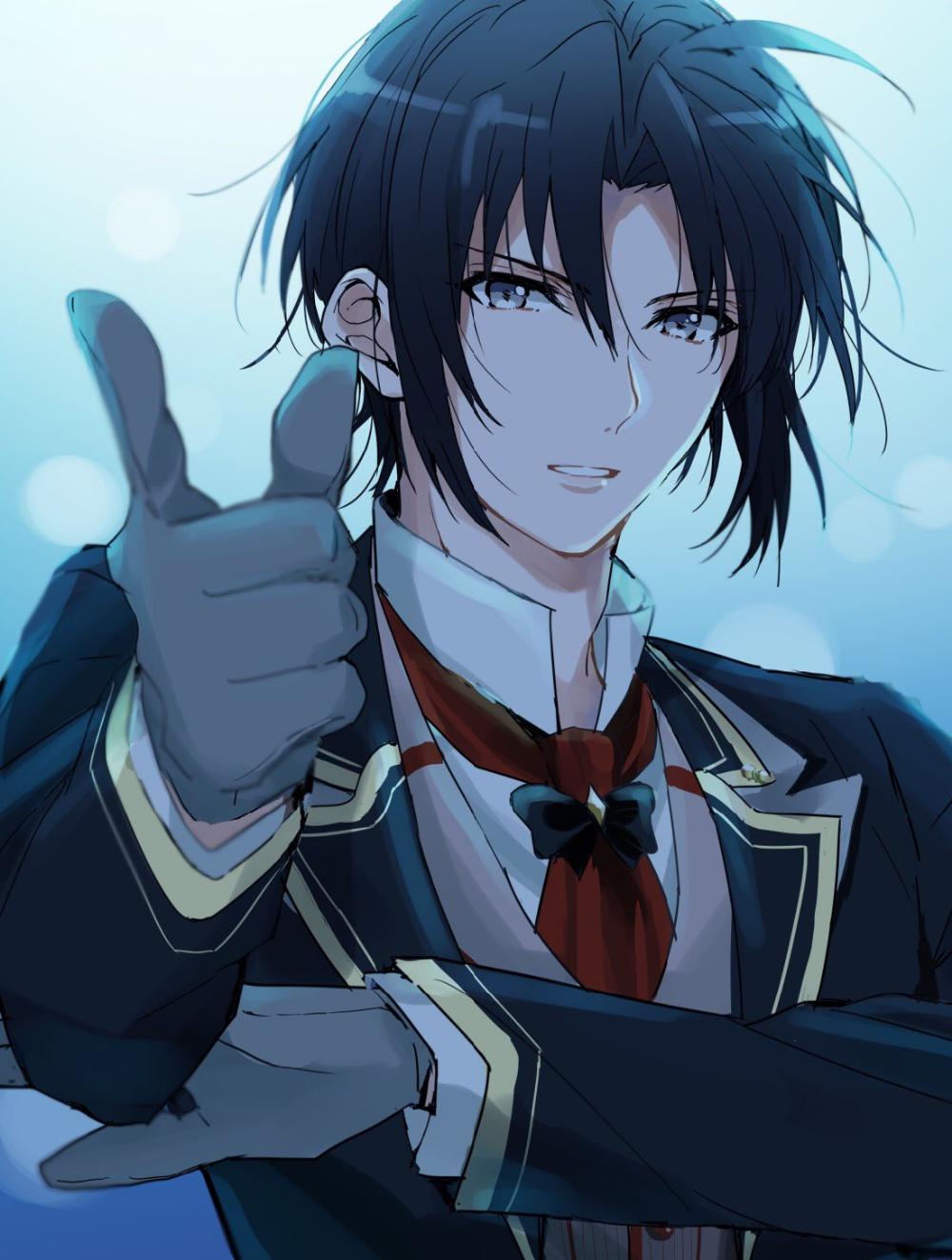 のみ on in 2020 Handsome anime guys, Character art, Anime guys
