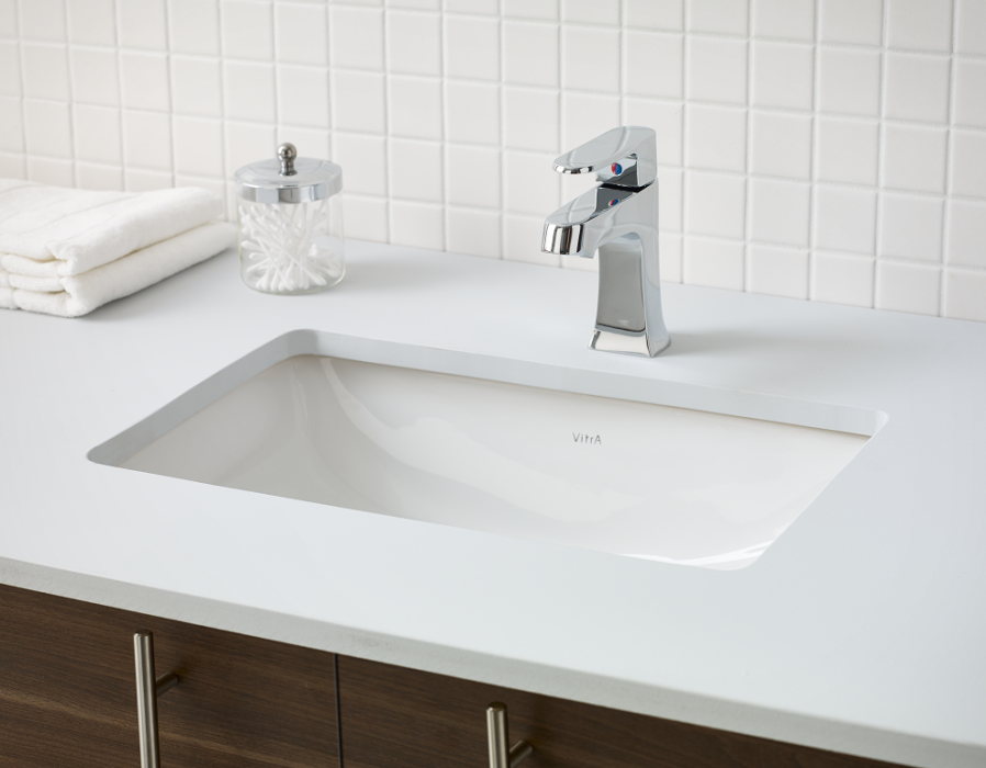 Modern Yet Practical The Seville Undermount Sink Is Elegant And