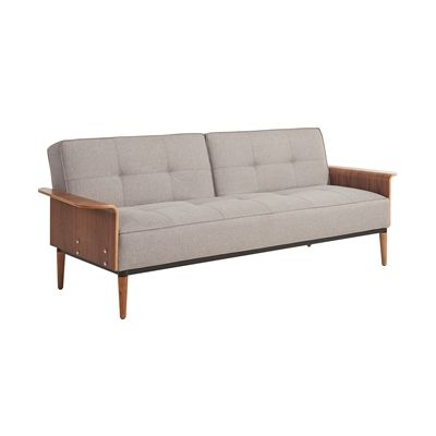 Worldwide Home Furnishings 108 102gy Nspire Mid Century Sofa Bed