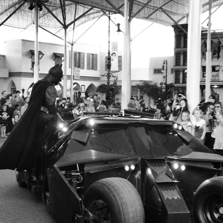 #batman #movieworld #goldcoast #australia