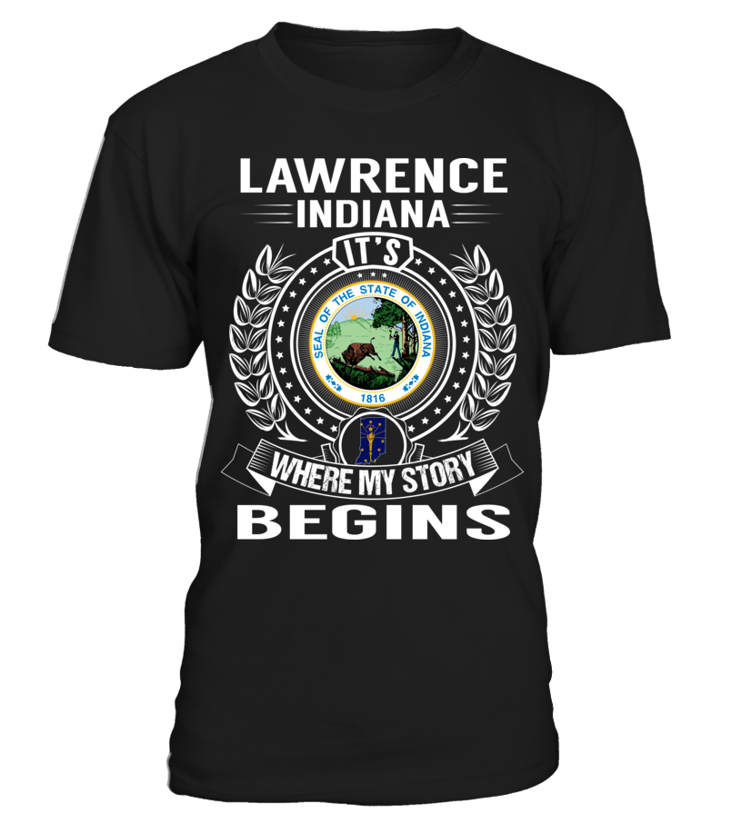 Lawrence, Indiana My Story Begins Thời trang