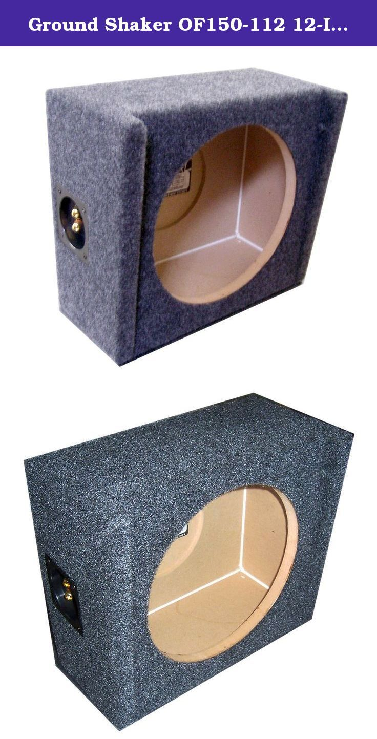 6 1//2-inch for Subwoofer Boxes Pair Bbox 6.5PR Speaker Enclosure