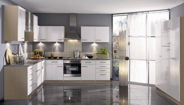 Le cucine bianche classiche sono il massimo in termini di eleganza ...