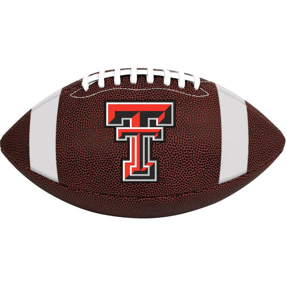 NCAA Texas Tech Red Raiders Rawlings Official Size Game