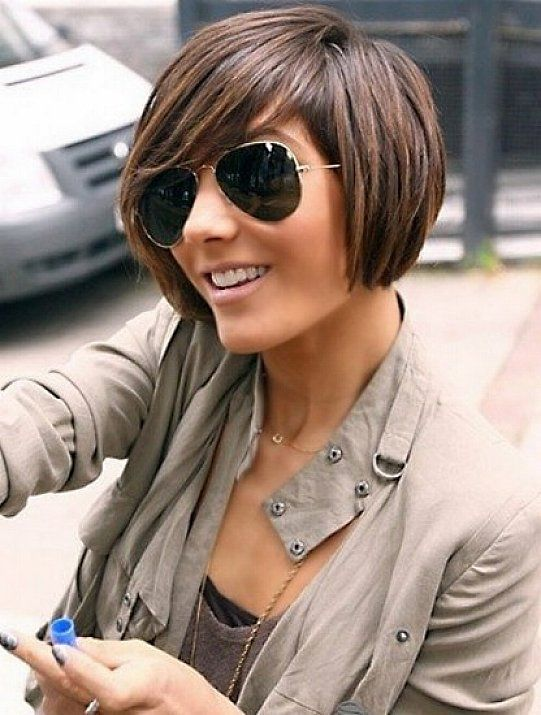 cf3daf38e17 short hairstyles for women with glasses - Google Search