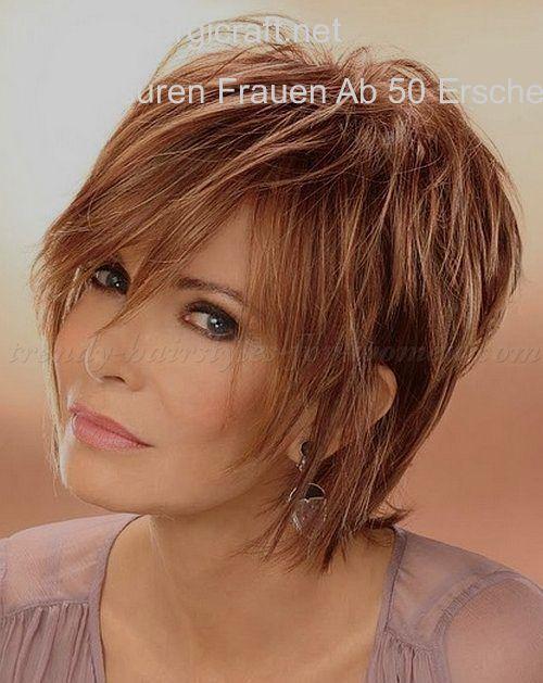 Top Frisuren Frauen Ab 50 Erscheinen Younger Erscheinen