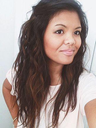 Beautycounter Sea Salt Spray Hair Waves Waves Hair Tutorial Hair Color For Black Hair