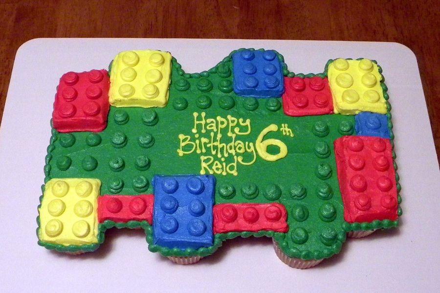 Lego Cupcake Cakes Cupcake Cakes Cupcake Pull Apart Cakes In
