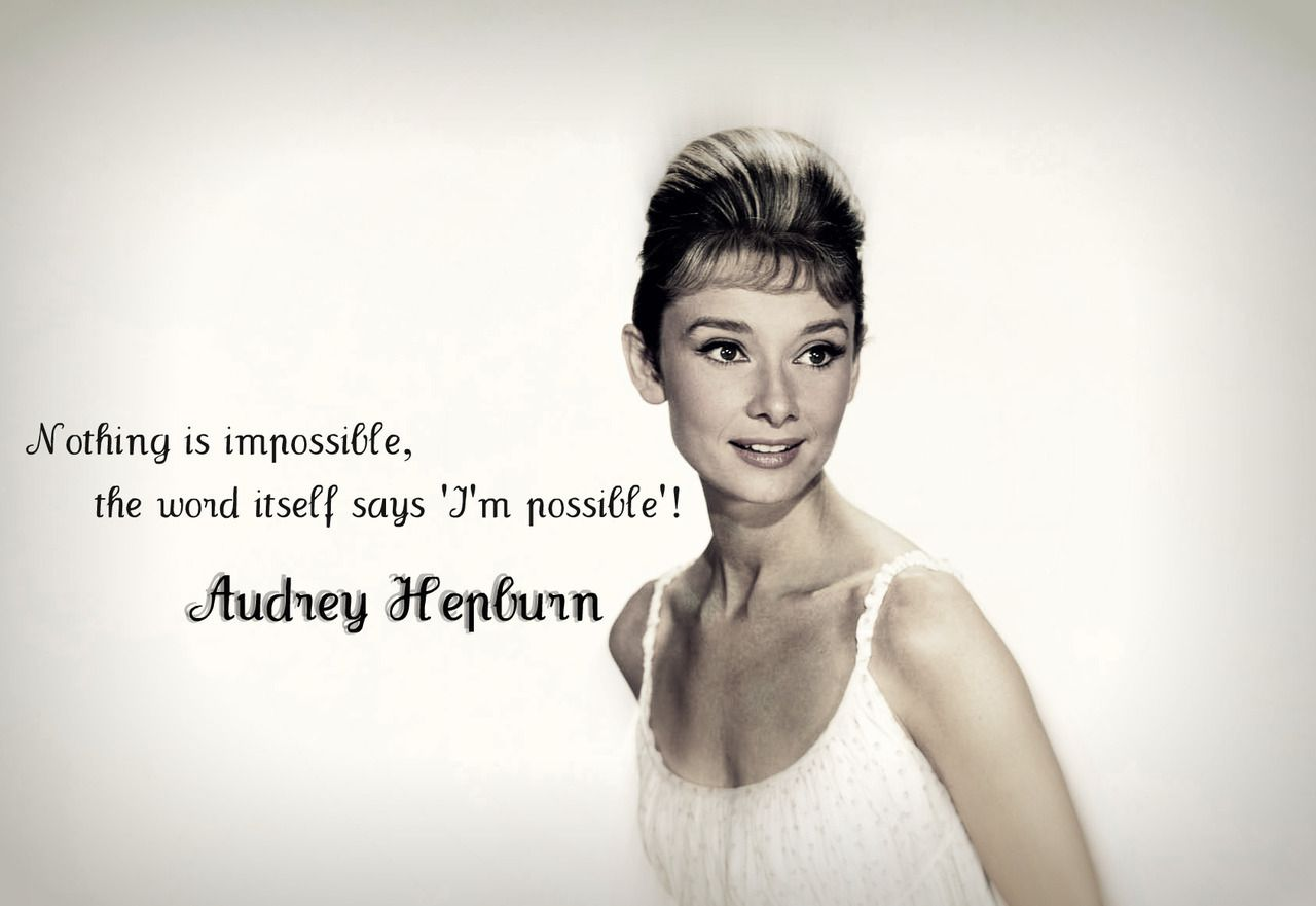 Famous Movie Love Quotes Love It Poems And Quotes  Pinterest  Audrey Hepburn