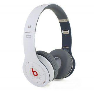 Wireless Monster Beats By Dre Wireless Bluetooth White