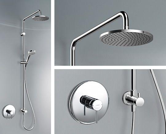 HANSA HANSAVIVA Douchesysteem Duschsysteme, Dusche