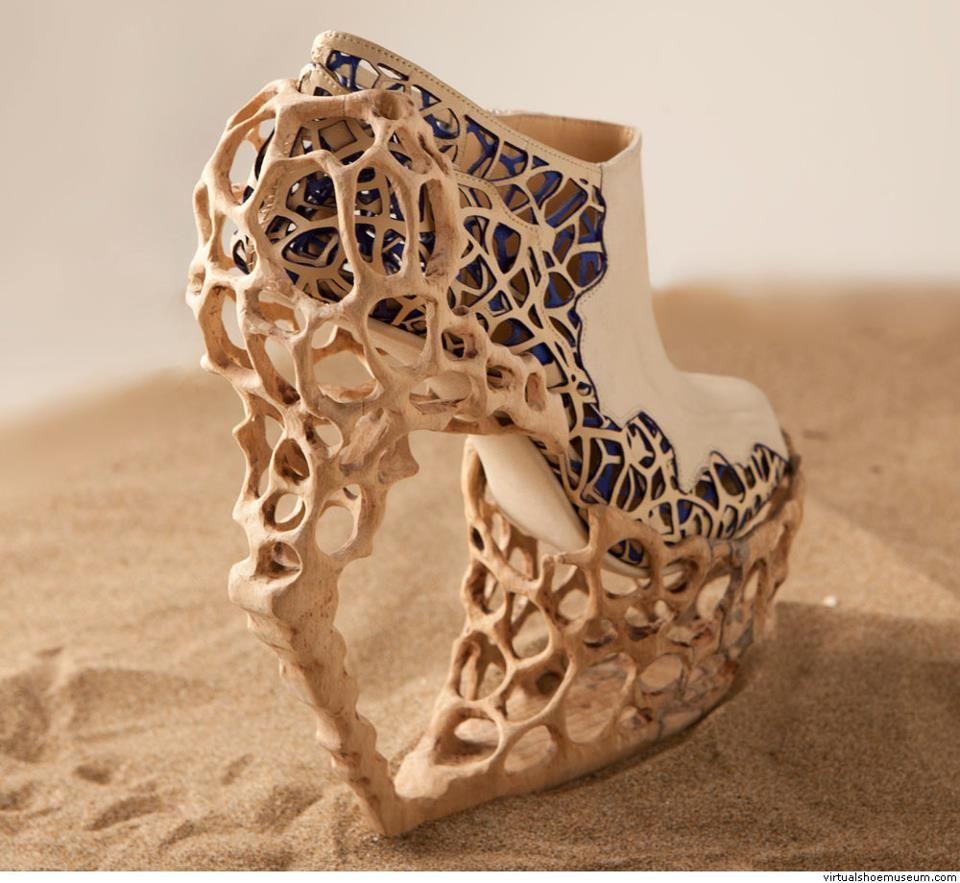 Shoe by Giulia Tanini