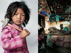 Fascinating Photo Essay: Comparing children's bedrooms around the world-When a Kid's Bedroom Isn't a Room | Mother Jones/jjames