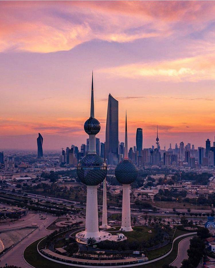 Pin By Mohamed Alkharafi On Kuwait Kuwait City Kuwait Tower