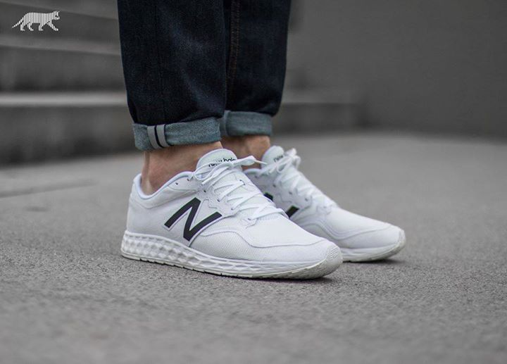 new balance 1600 all white