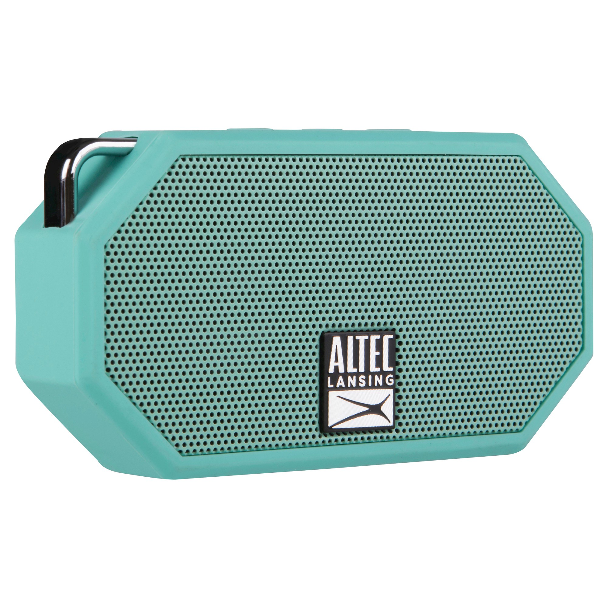 Altec Mini H2o Bluetooth Waterproof Speaker Mint Waterproof