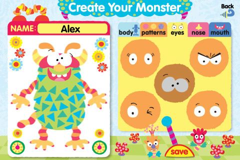 Awesome Free Monster App