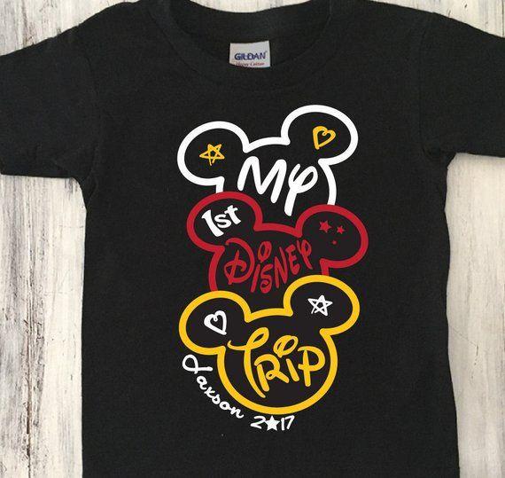 t shirt ideas for disney trip