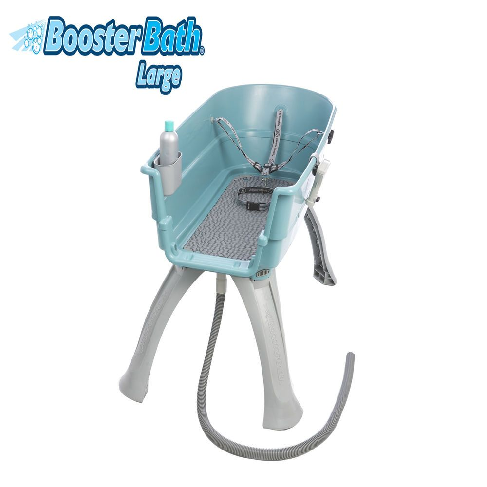 Details About Booster Bath Large Pet Dog Grooming Washing Tub