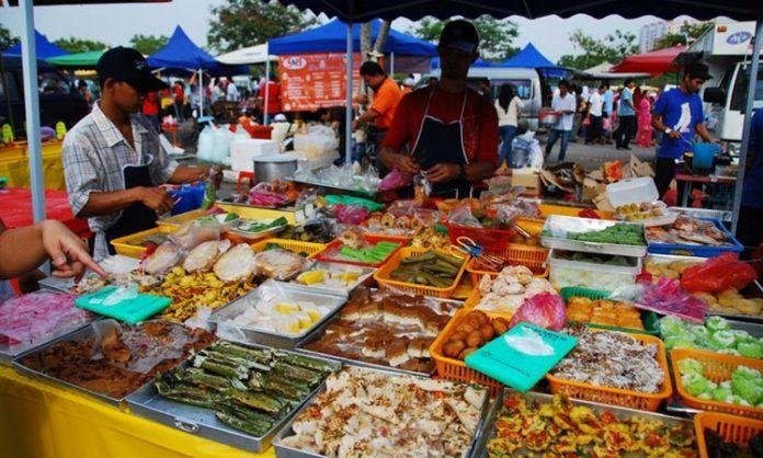 Selangor Haram Penggunaan Polisterin Mulai Januari 2017 Bermula 1 Januari 2017 Para Peniaga Di Selangor Yang Didapati Men Malaysia Street Food Market Ramadan