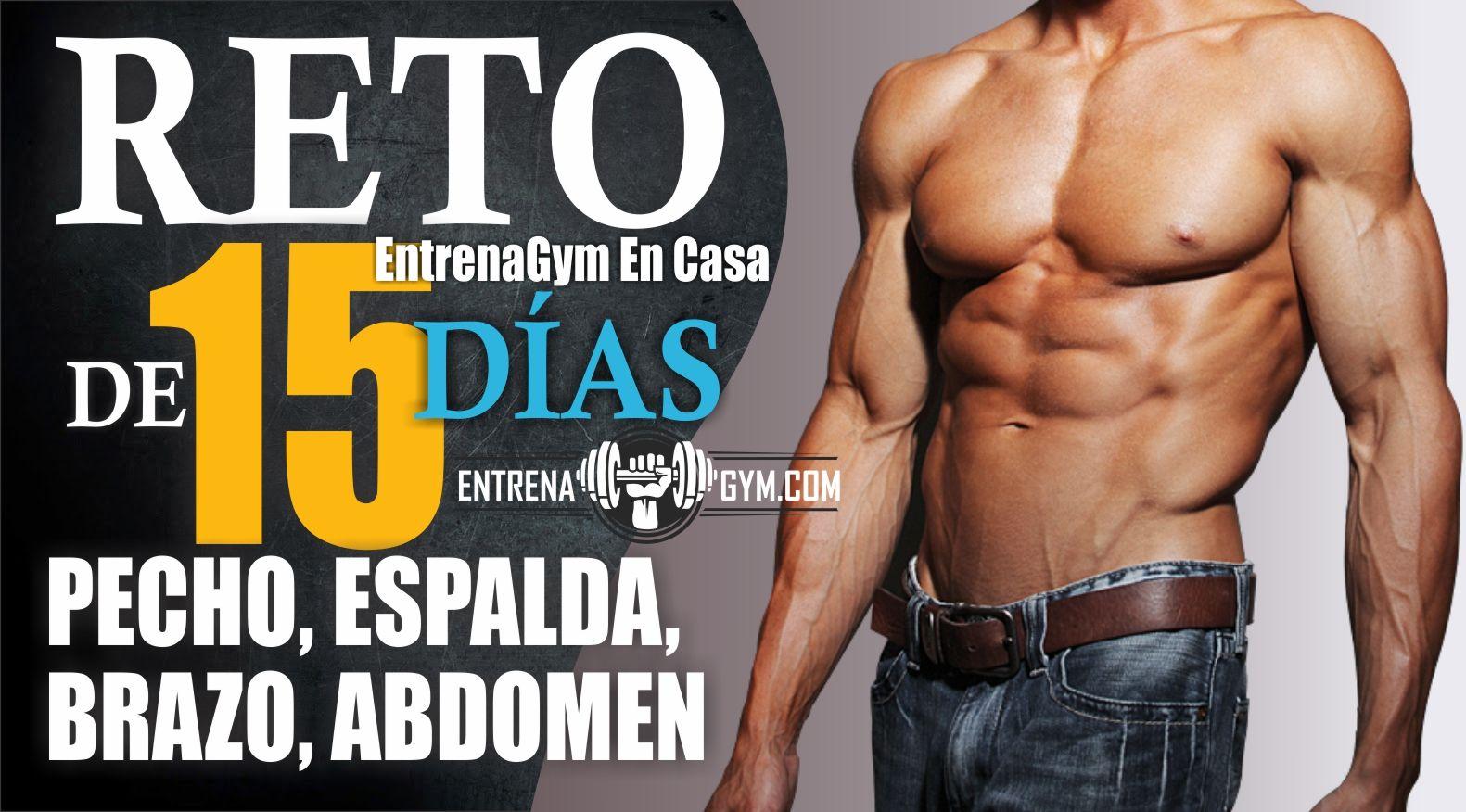 ejercicios en casa para abdomen y brazos