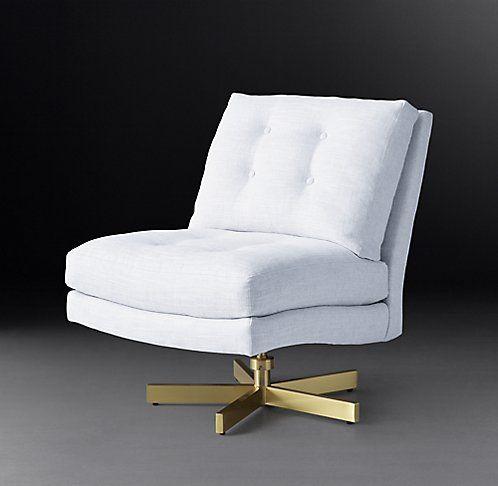 Swivels RH Modern (With images) Rh modern, Chair