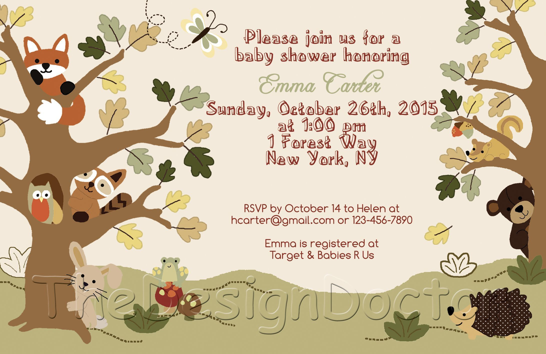 Woodland Creatures Baby Shower Invitations Free with beauteous appearance for wo...  Woodland Creatures Baby Shower Invitations Free with beauteous appearance for wo…, #appearance #B #appearance #Baby #beauteous #Creatures #Free #Invitations #Shower #Woodland