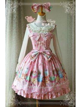 Tea Party Dress - Ocodea.com