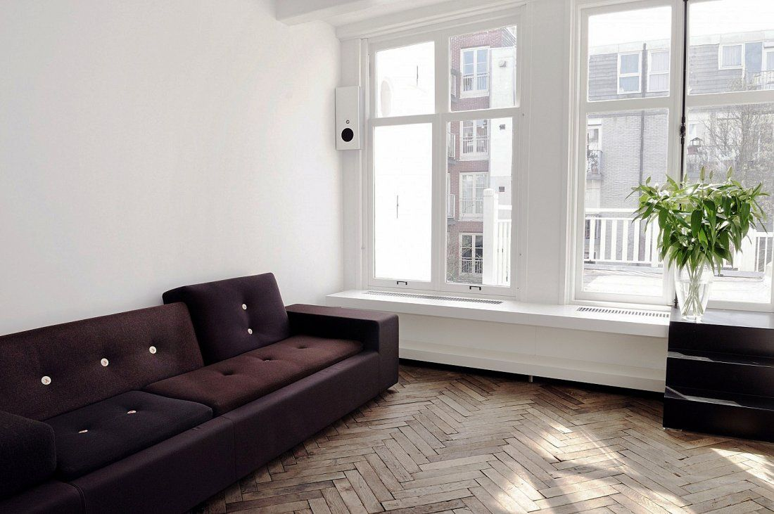 Grachtenpand met modern interieur meer interieur inspiratie kijk