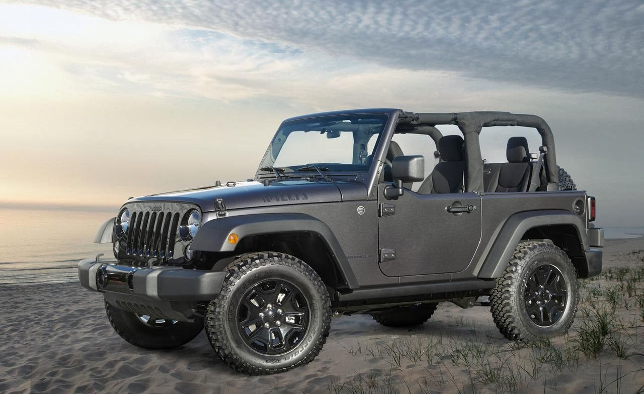 Capsule Review: 2014 Jeep Wrangler Sport   Truth, A Common Complaint Among  The Best