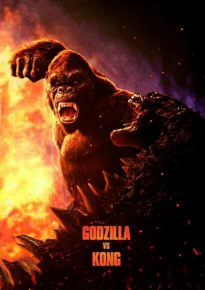 "The ""unofficial"" poster for LEGENDARY's KING KONG VS ..."