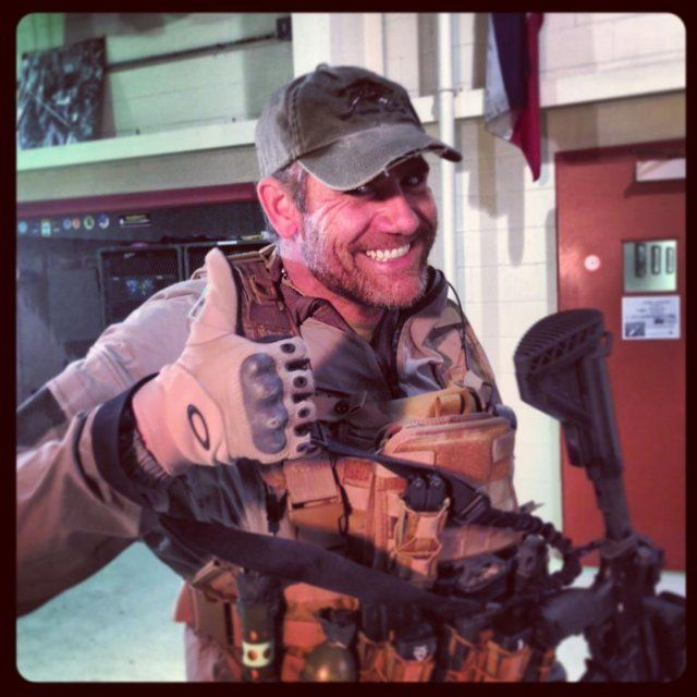 """feelingfroggyincorporated: """" Vital Warrior Founder and CEO, Mikal Vega, is a Navy SEAL(Ret) and a 22-year combat veteran. He has personally walked the tough road from trauma to recovery after..."""