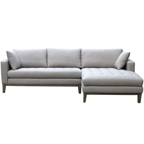 Chaise Couch Marley Modular 2 5 Seat Left Hand Right From Freedom 1610 00