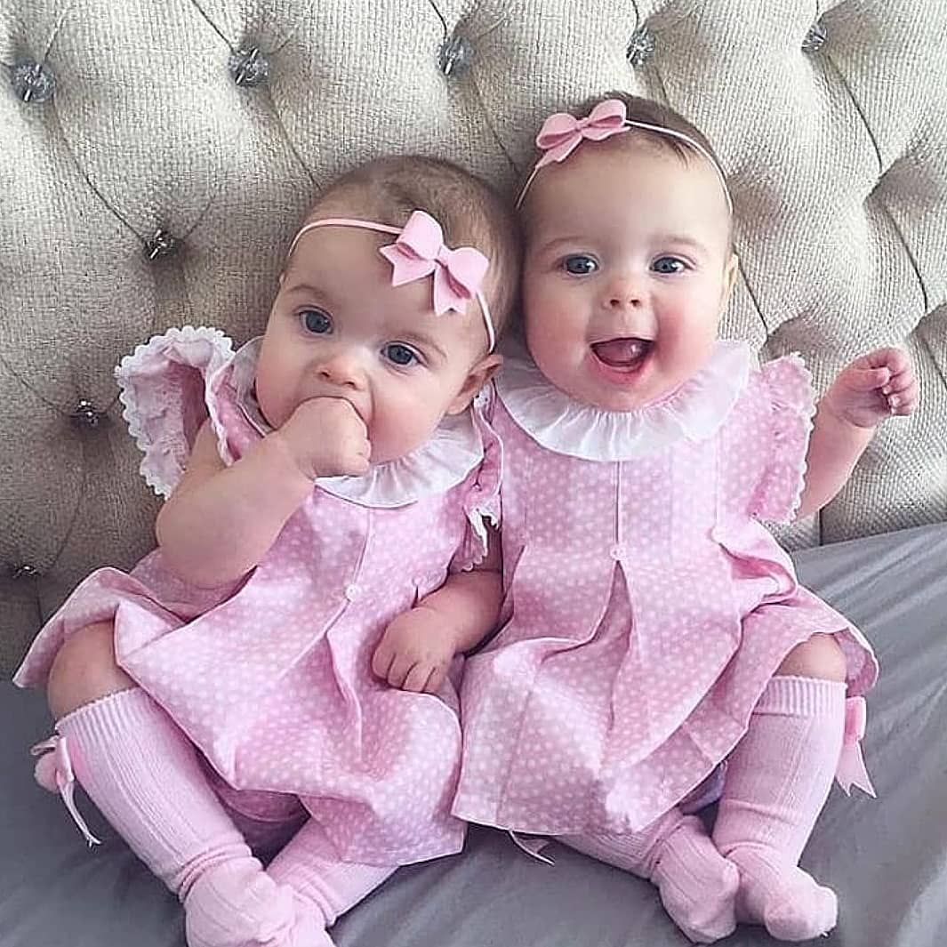 Cute Baby Boy And Girl Twins Vintage Baby Names Cute Twins