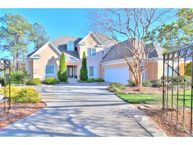 Awesome Charlotte Waterfront Home For Sale In Riverpointe Download Free Architecture Designs Xerocsunscenecom