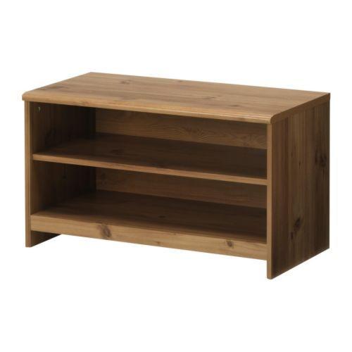 Grevbäck Bench With Shoe Storage Ikea Love This For Under Window