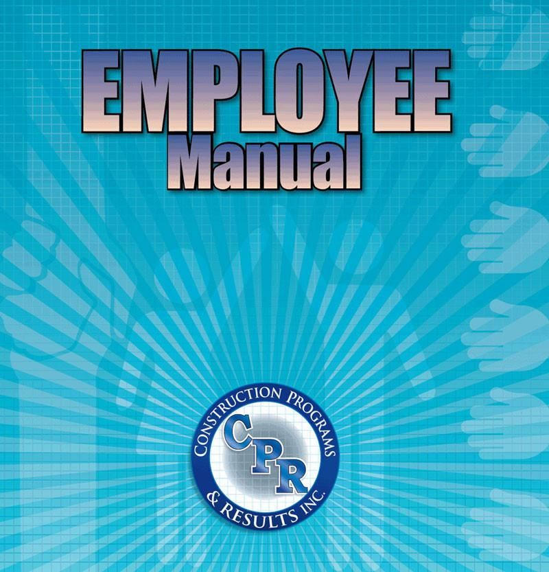 Employee Manual  Products