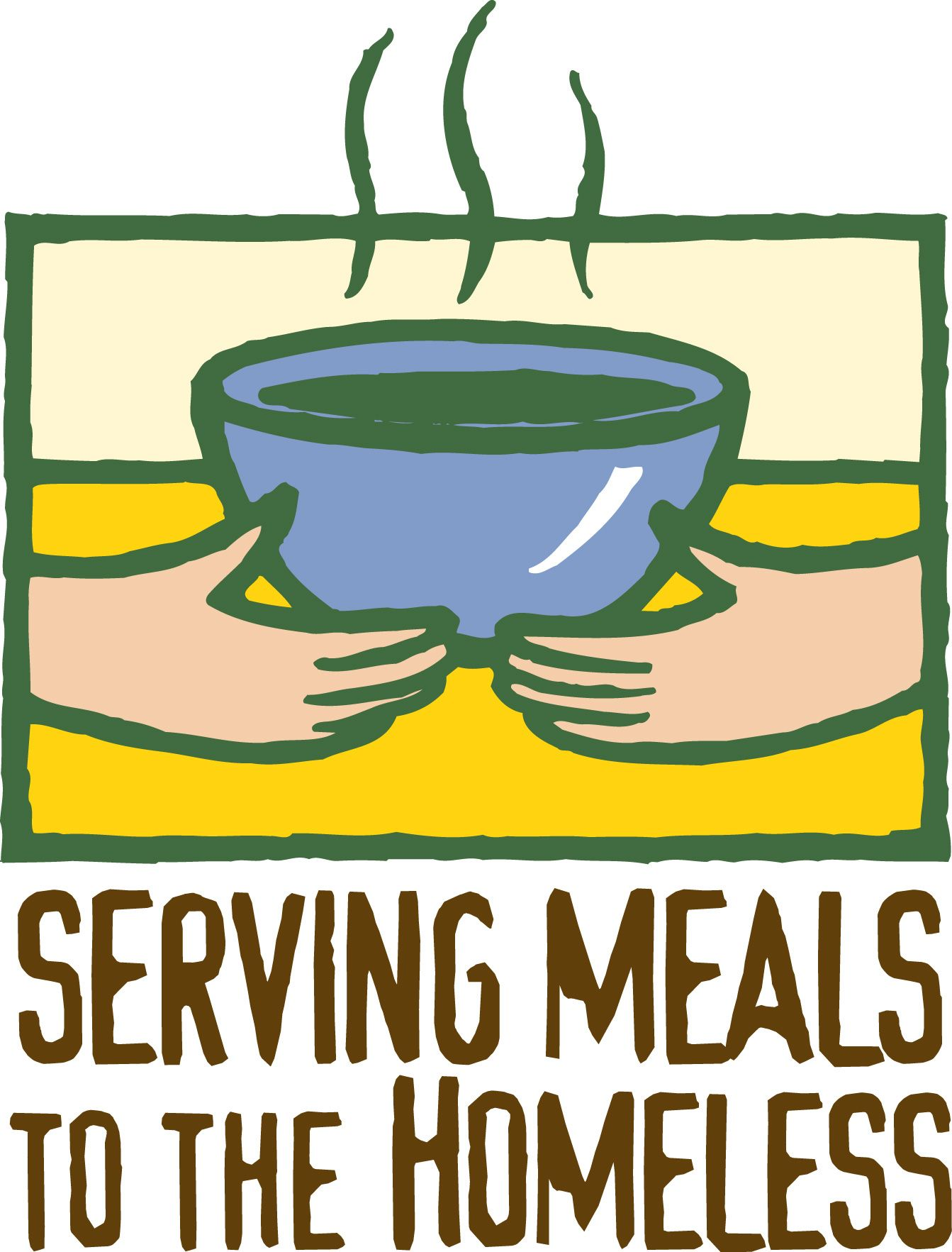 Images of soup kitchens  God bless you The Jacobs Well
