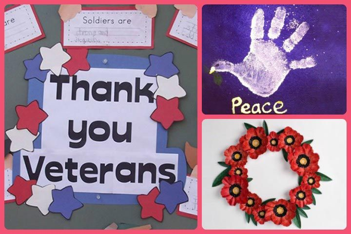 3 Best Remembrance Day Crafts And Activities For Kids #remembrancedaycraftsforkids