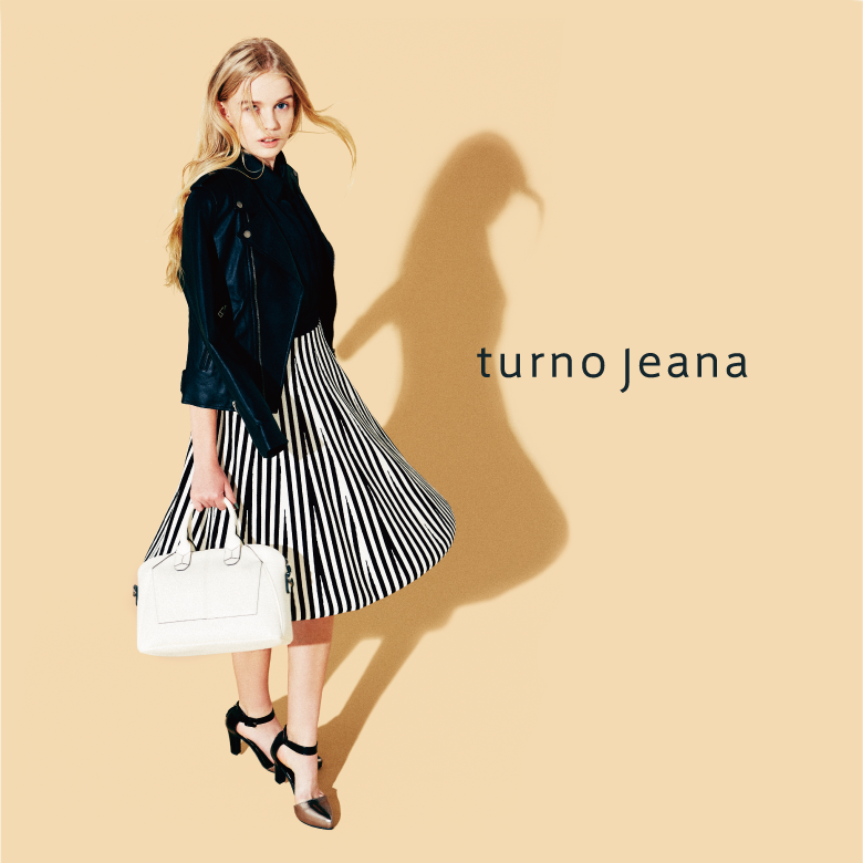 turno jeana 2014AW Vol.4 model:Alex