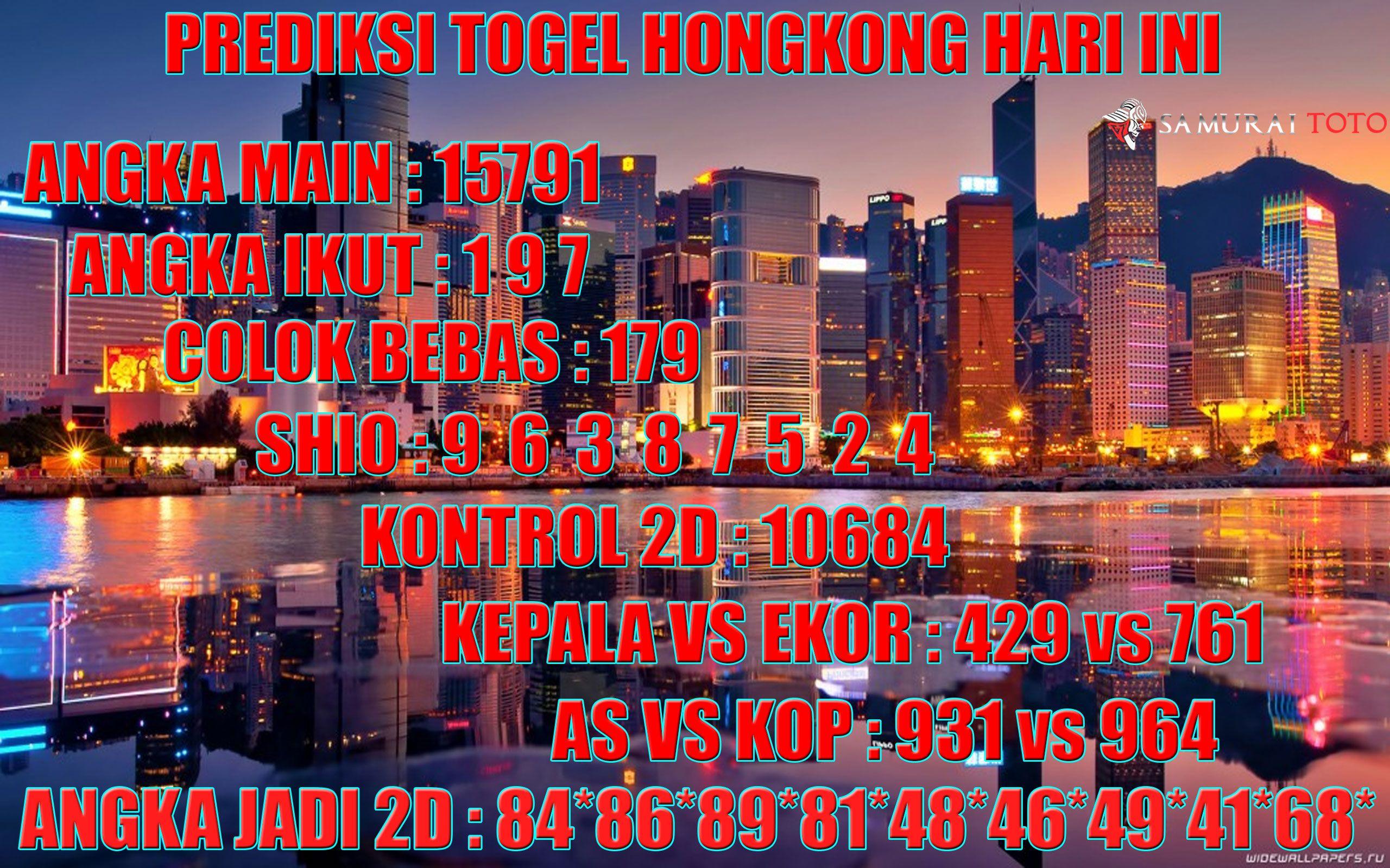 Prediksi Togel HK Pools Minggu 25 Februari 2018 Angka Main